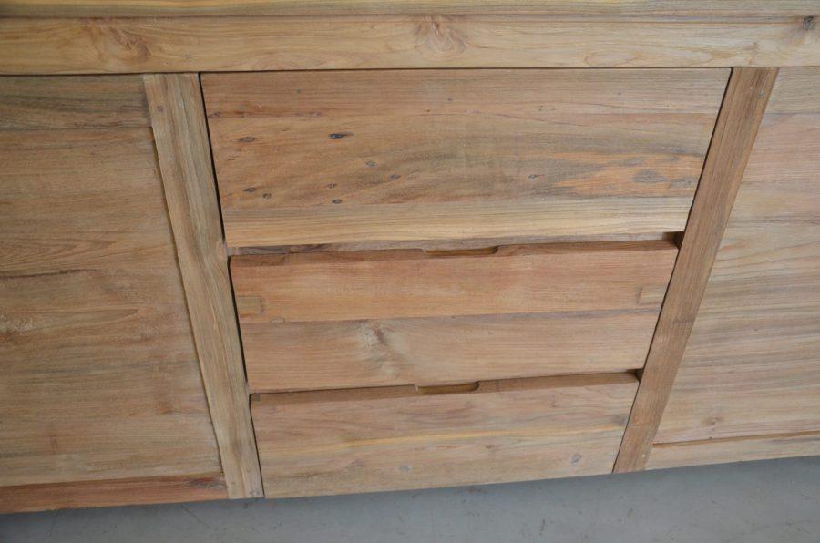 Landelijke dressoir hout